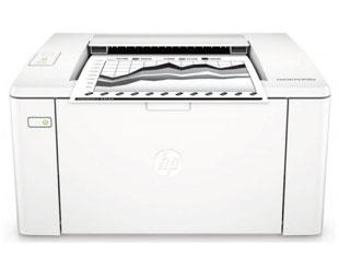 HP LaserJet Pro M102a / M102w